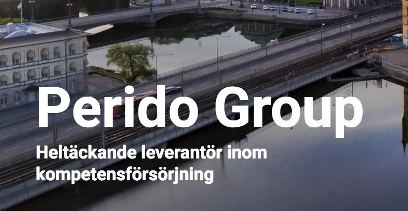 Perido Group – lär känna familjen!