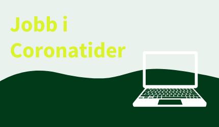 Finns det några jobb att söka i Coronatider?